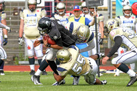 Dresden Monarchs @ Berlin Rebels