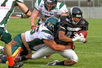 Kiel Baltic Hurricanes @ Berlin Rebels