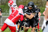Lübeck Cougars @ Berlin Rebels