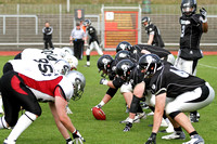 Hamburg Huskies @ Berlin Rebels (Preseason)