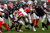 Marburg Mercenaries @ Berlin Rebels (Preseason)